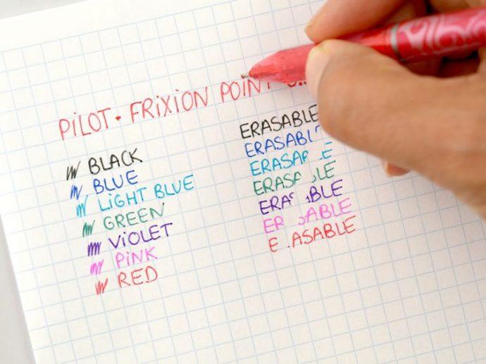 Στυλό FriXion Point - Gel Ink Rollerball