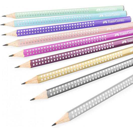 Μολύβι Sparkle Faber-Castell