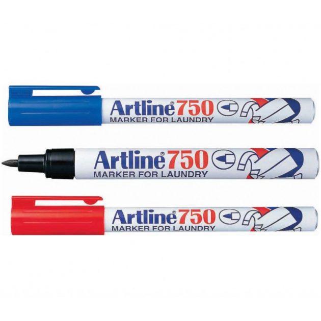 Μαρκαδόρος για Πλυντήριο Artline 750 Μύτη 0.7 mm