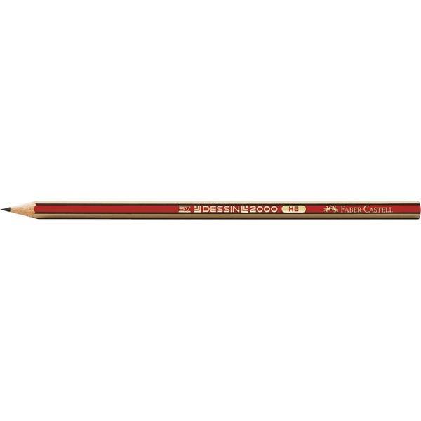 Μολύβι DESSIN Faber-Castell