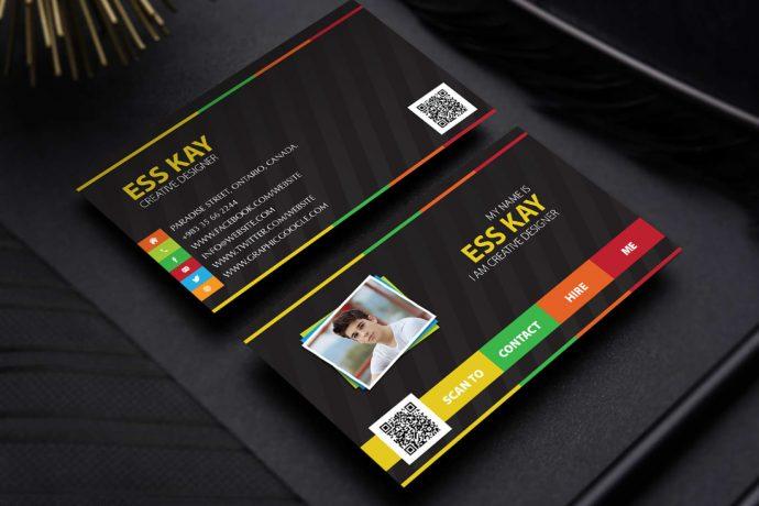 Επαγγελματικές κάρτε 500