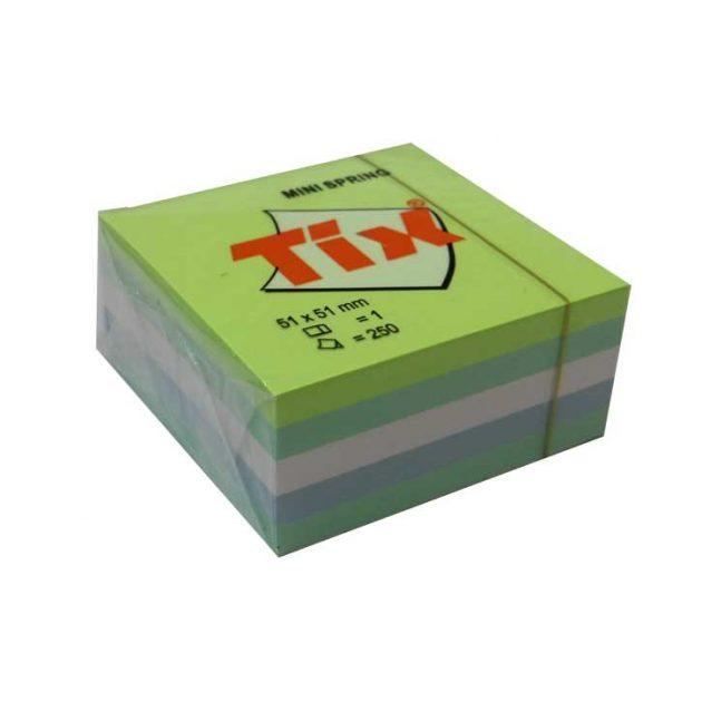 Αυτοκόλλητα Χαρτάκια Goovy 51x51mm