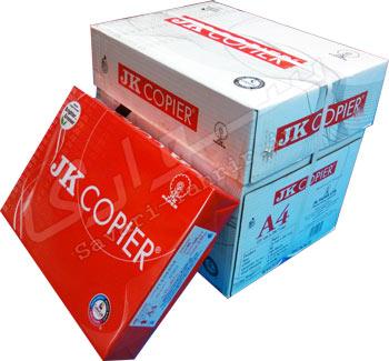 To εκτυπωτικό χαρτί JK Copier A4 80 γραμμαρίων για καθημερινή χρήση, ιδανικό για εκτυπωτές και πολυμηχανήματα inkjet ή laser.Ποιότητα που θα καλύψει άνετα τις εκτυπωτικές σας ανάγκες