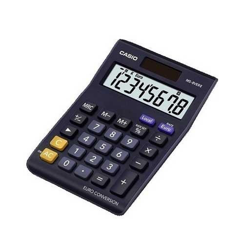 Αριθμομηχανή γραφείου CASIO MS-8 VERII